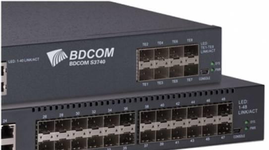 Aide à la configuration des switchs BDCOM